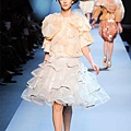 Christian Dior Haute Couture F/W 2011 - Alana Zimmer