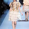 Christian Dior Haute Couture F/W 2011 - Vlada Roslyakova