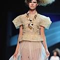 Christian Dior Haute Couture F/W 2011 - Keke Lindgard