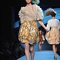 Christian Dior Haute Couture F/W 2011 - Siri Tollerod