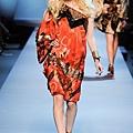 Christian Dior Haute Couture F/W 2011 - Melissa Tammerijn