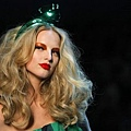 Christian Dior Haute Couture F/W 2011 - Michaela Kocianova