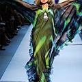 Christian Dior Haute Couture F/W 2011 - Magdalena Frackowiak