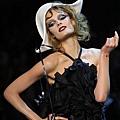 Christian Dior Haute Couture F/W 2011 - Constance Jablonski