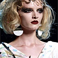 Christian Dior Haute Couture F/W 2011 - Daria Strokous