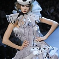 Christian Dior Haute Couture F/W 2011 - Karlie Kloss