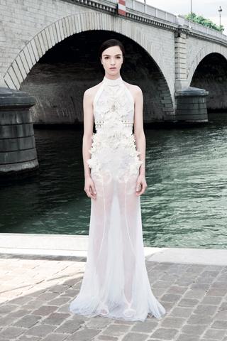 Givenchy Haute Couture F/W 2011 - Mariacarla Boscon