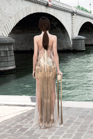 Givenchy Haute Couture F/W 2011 - Izabel Goulart