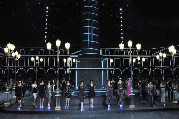Chanel Haute Couture F/W 2011