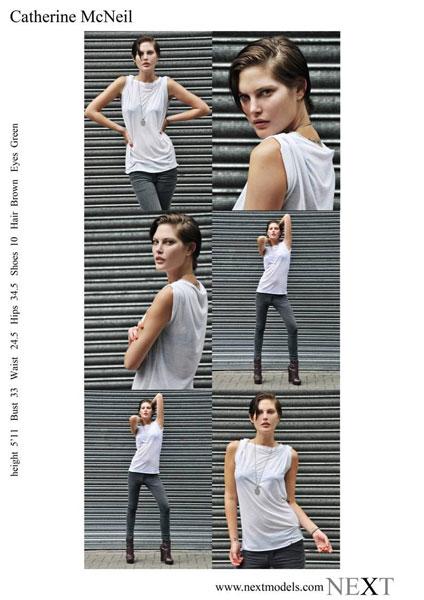 Next London:Catherine McNeil
