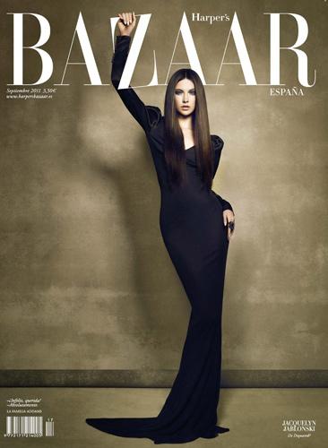 Harper's Bazaar Espana September 2011 : Jacquelyn Jablonski