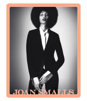 Show Packages-NY SS 12: IMG - Joan Smalls
