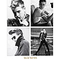 Show Packages-NY SS 12: Women - Agyness Deyn