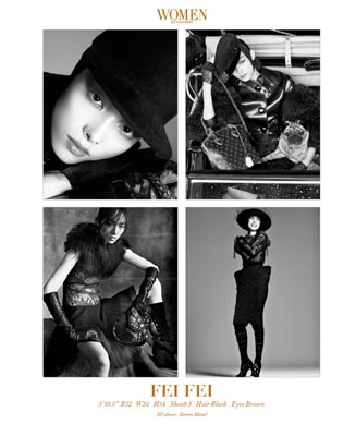 Show Packages-NY SS 12: Women - Fei Fei Sun