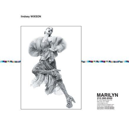 Show Packages-NY SS 12: Marilyn - Lindsey Wixson