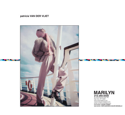 Show Packages-NY SS 12: Marilyn - Patricia van der Vliet