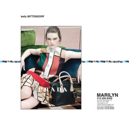 Show Packages-NY SS 12: Marilyn - Kelly Mittendorf