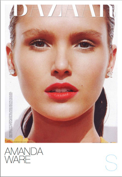 Show Packages-NY SS 12: S Model - Amanda Ware
