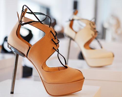 Calvin Klein SS 2012 Preview