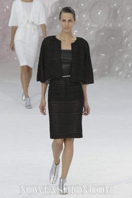 Chanel S/S 2012 - Aymeline Valade