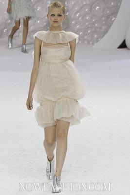 Chanel S/S 2012 - Daphne Groeneveld