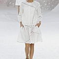 Chanel S/S 2012 - Anja Rubik