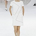 Chanel S/S 2012 - Mirte Maas