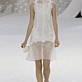 Chanel S/S 2012 - Jacquelyn Jablonski