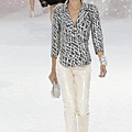 Chanel S/S 2012 - Iris Strubegger