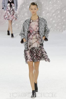 Chanel S/S 2012 - Karlie Kloss