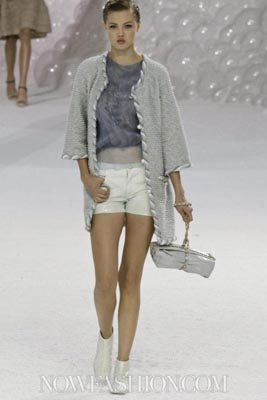 Chanel S/S 2012 - Lindsey Wixson