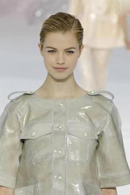 Chanel S/S 2012 - Hailey Clauson