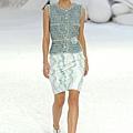 Chanel S/S 2012 - Miranda Kerr