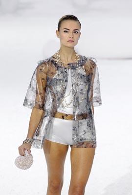 Chanel S/S 2012 - Natasha Poly