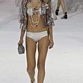 Chanel S/S 2012 - Eniko Mihalik