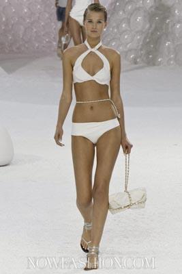Chanel S/S 2012 - Toni Garrn