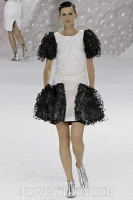 Chanel S/S 2012 - Stella Tennat