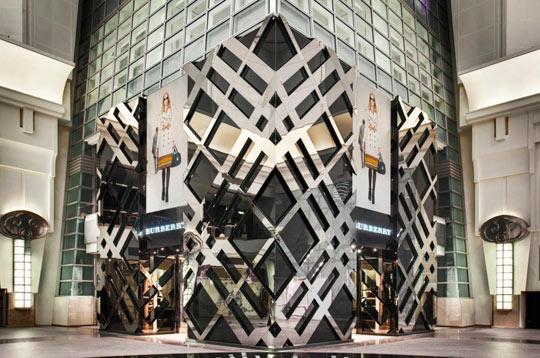 BURBERRY 台北101旗艦店