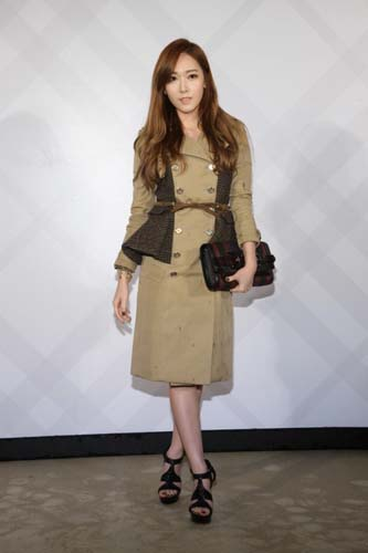 Burberry Taipei 101 Opening Party - 少女時代Jessica