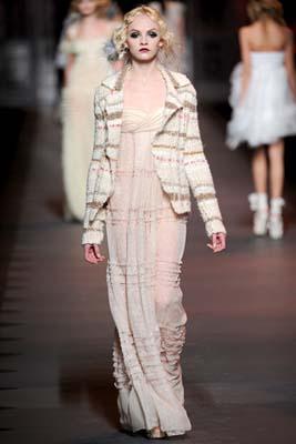 Christian Dior F/W 2011 - Ginta Lapina