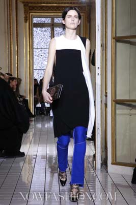Balenciaga F/W 2011 - Stella Tennant
