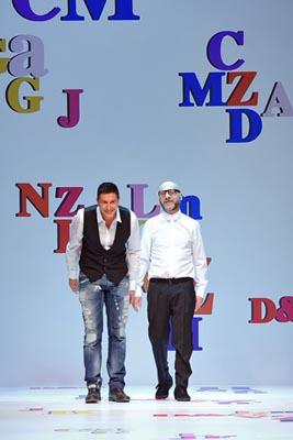 D&G F/W 2011 - Stefano Gabbana & Domenico Dolc