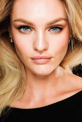 Dolce & Gabbana F/W 2011 - Candice Swanepoel