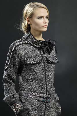 Chanel F/W 2011 - Natasha Poly