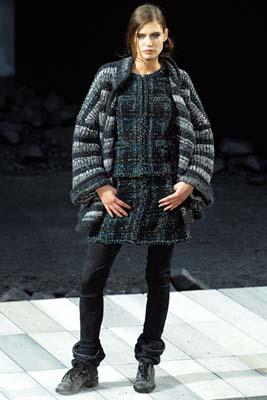 Chanel F/W 2011 - Bianca Balti