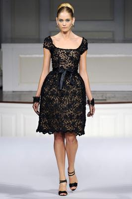 Oscar de la Renta S/S 2011 : Heidi Mount