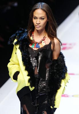 D&G F/W 2011 - Joan Smalls