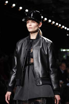 Givenchy F/W 2011 - Natasha Poly