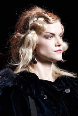 Christian Dior F/W 2011 - Kasia Struss