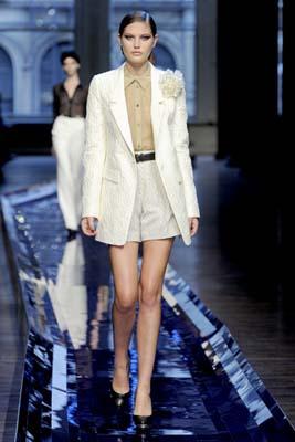 Jason Wu S/S 2011 : Catherine McNeil